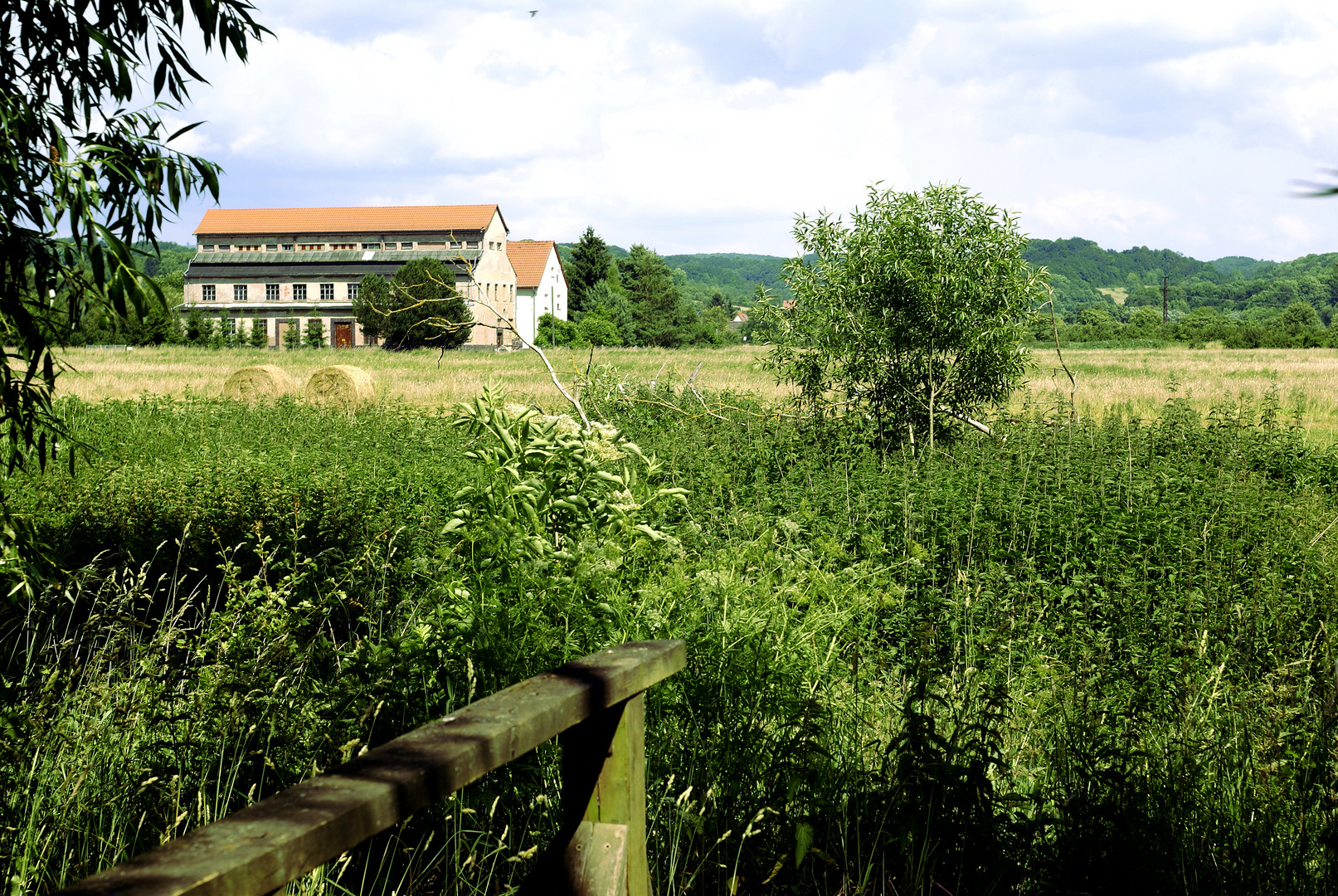 Am Salzaquell - Nordhausen