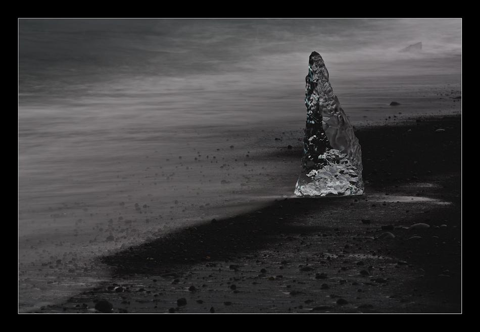 am schwarzen Strand - IS 2013 #05