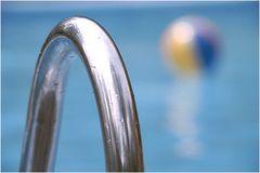 am Schwimmbecken