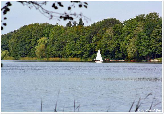 Am Siethener See !!