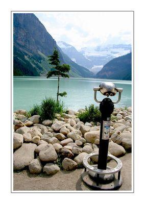 Am So. am Lake Louise...
