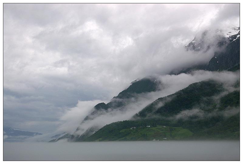 Am Sognefjord II, Ende Juni 2005