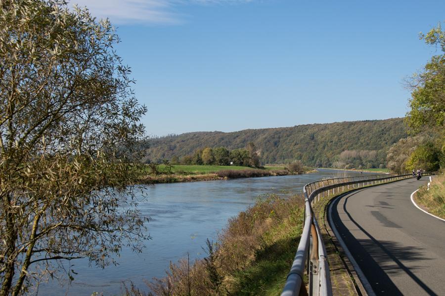 Am Sonntag an der Weser (2)
