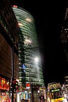 Am Sony Center Berlin