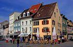 Am St. Johanner Markt in Saarbrücken, ...