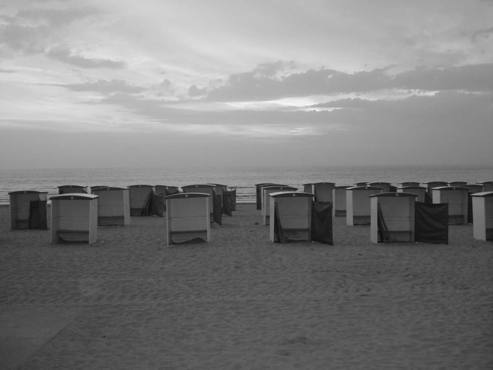 Am Strand **