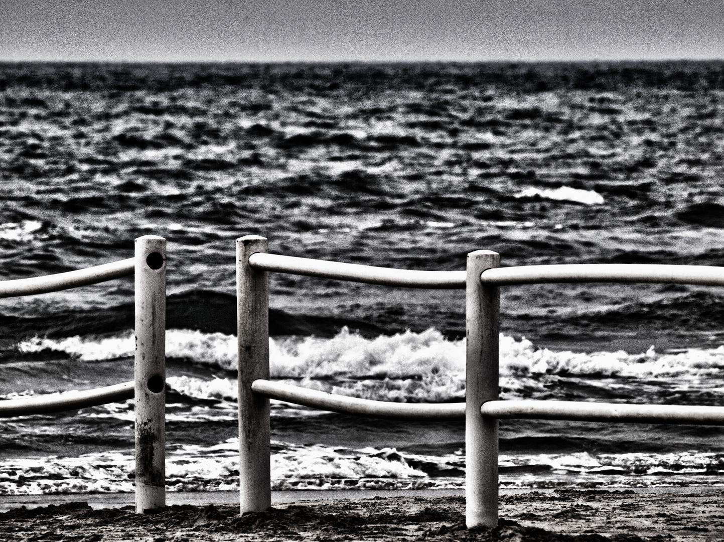 am strand ..