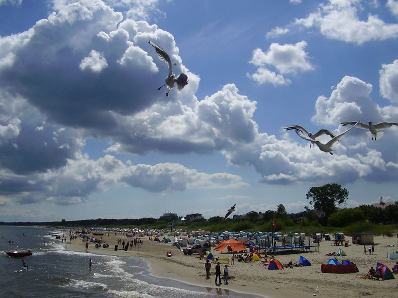 Am Strand (Ahlbeck)