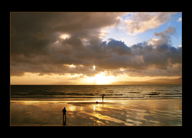 Am Strand bei Glenbeigh