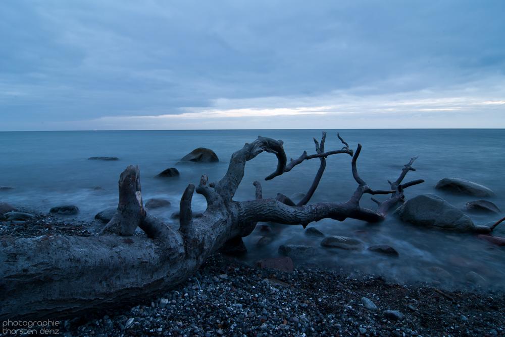 Am Strand die Dritte