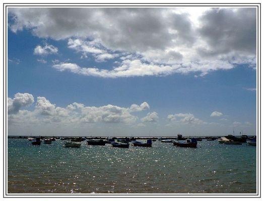 Am Strand vom Playa de la Teresitas