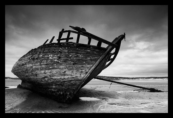 Am Strand von Bunbeg