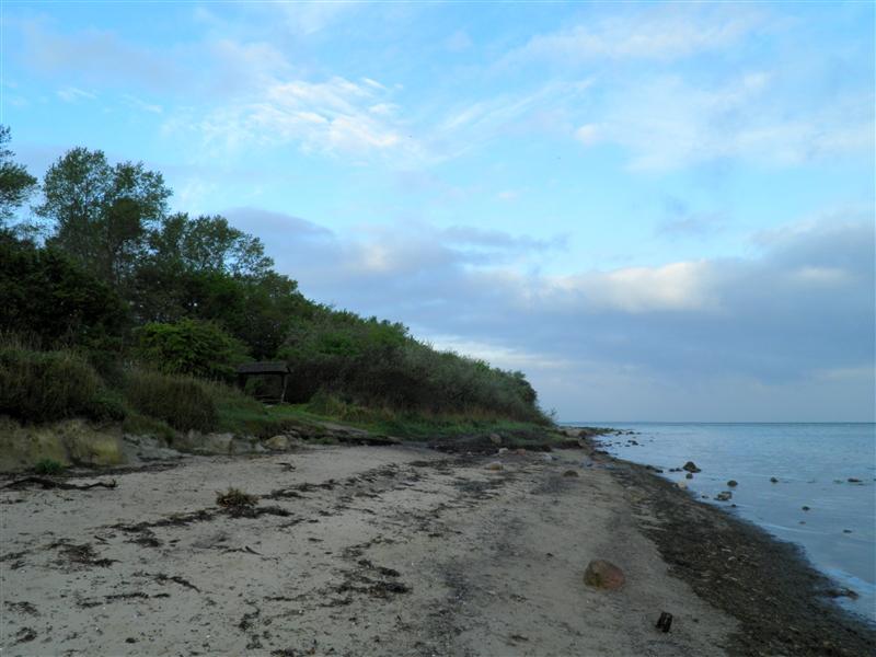Am Strand von Gollwitz