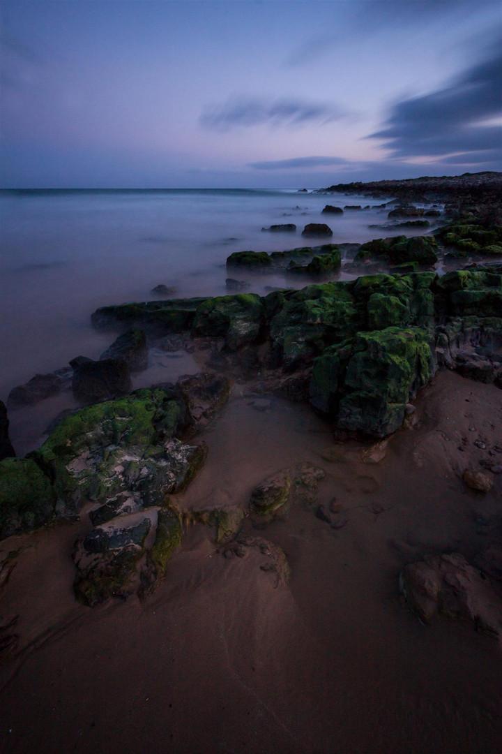 Am Strand von Ingrina
