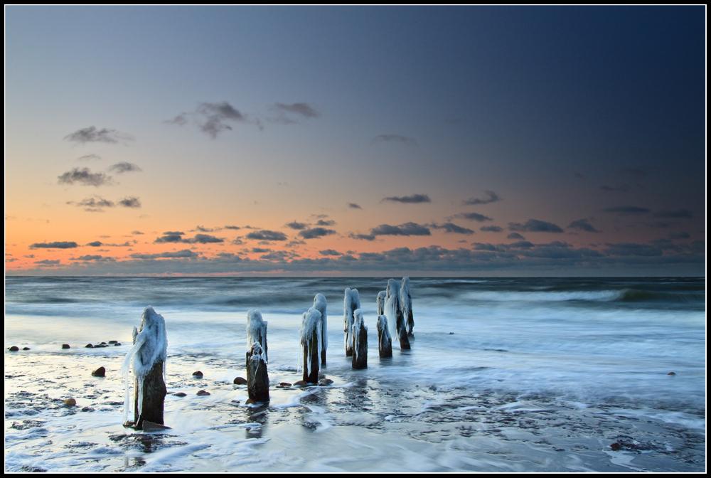 Am Strand von Innsmouth ...