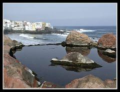 Am Strand von Puerto 1
