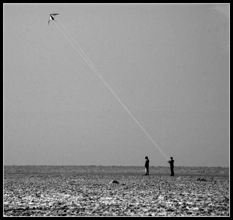 Am Strand von Renesse/NL
