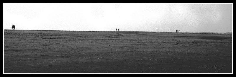 Am Strand von Renesse/Zeeland