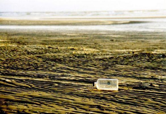 Am Strand von Römö...