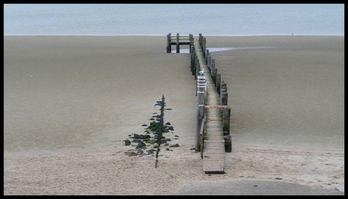 am Strand von Utersum
