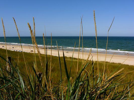Am Strand von Wenningstedt