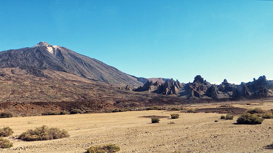 am Teide