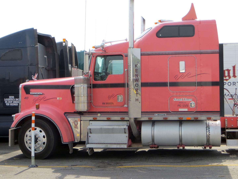 am Truck-Stop