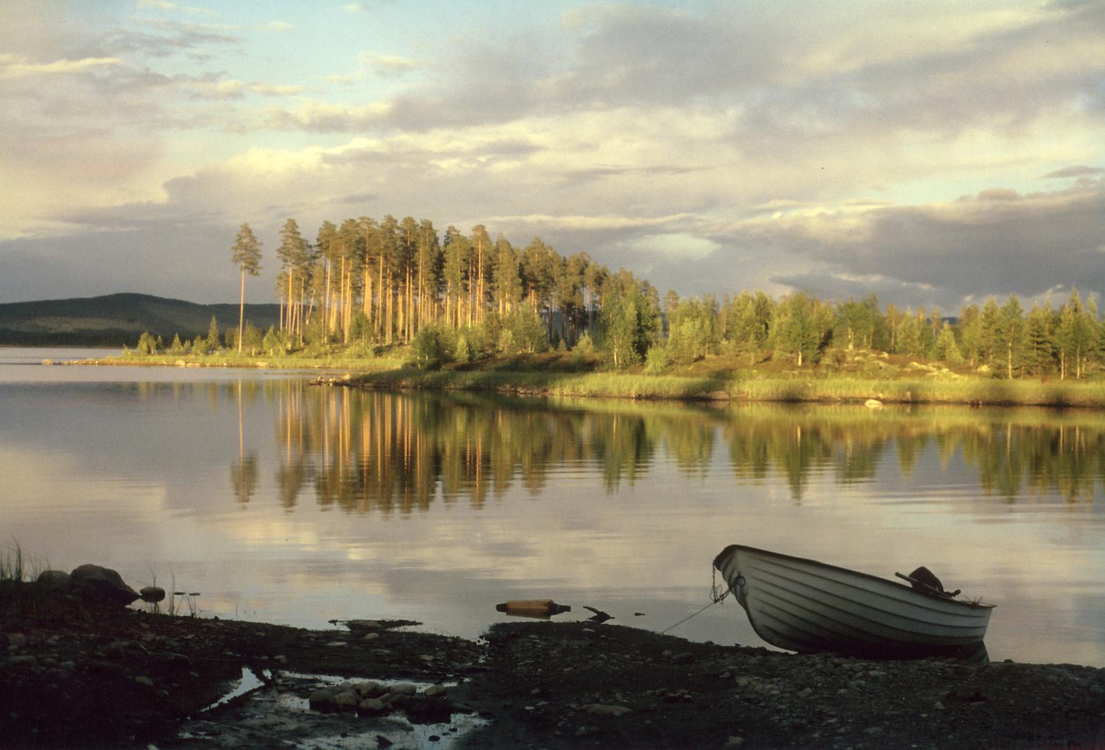 Am Tysjön, Dalarna, Schweden