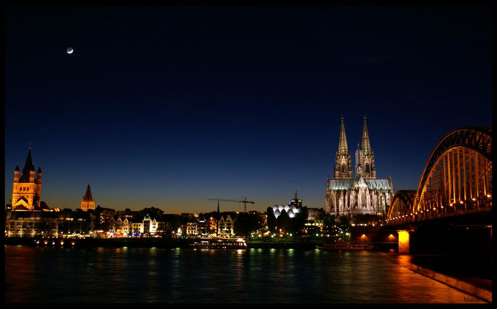 ....Am Ufer des Rheins......