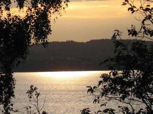 Am Vättern (Schweden)