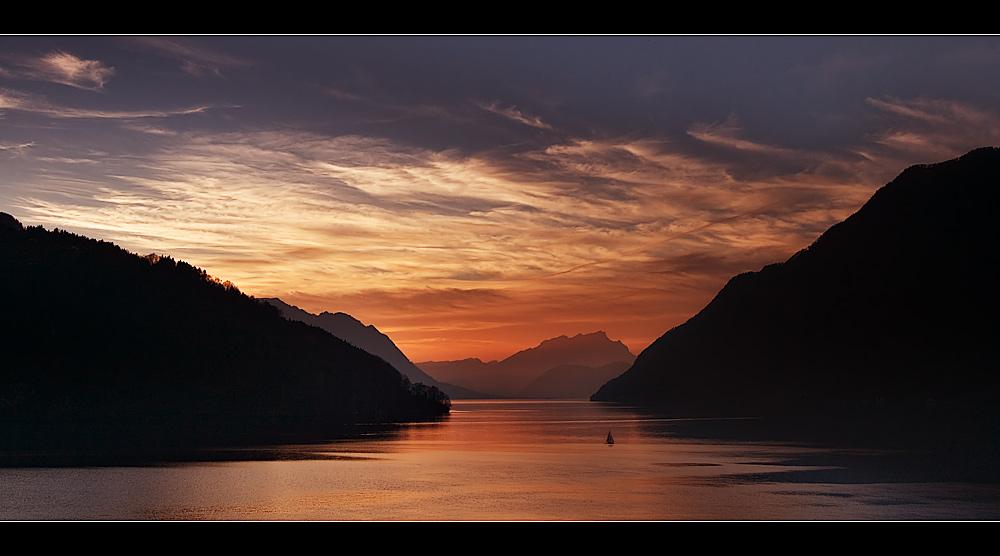 Am Vierwaldstätter See