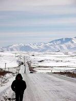 am Vorotan Pass 2344m (Sjunikh, Armenien)