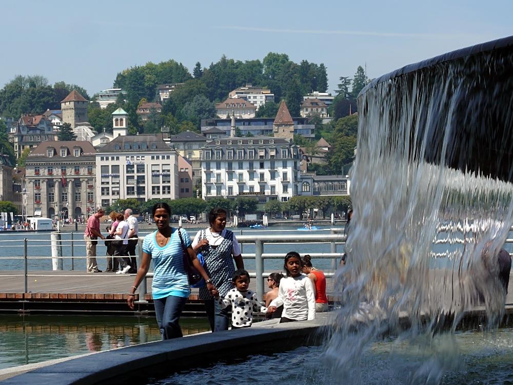 Am Wagenbachbrunnen