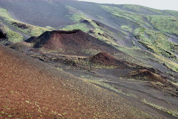 ... am Weg zum Etna .....
