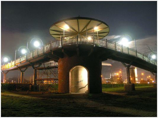 Am Weserwehr