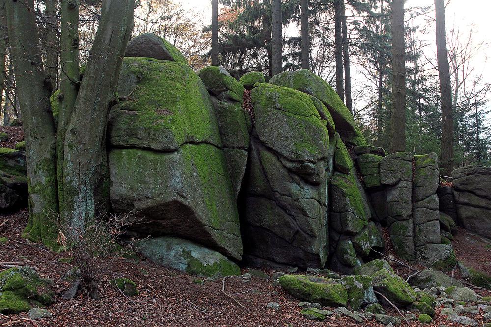 Am Wildeleutestein