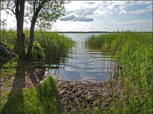 Am Zierker See in Neustrelitz