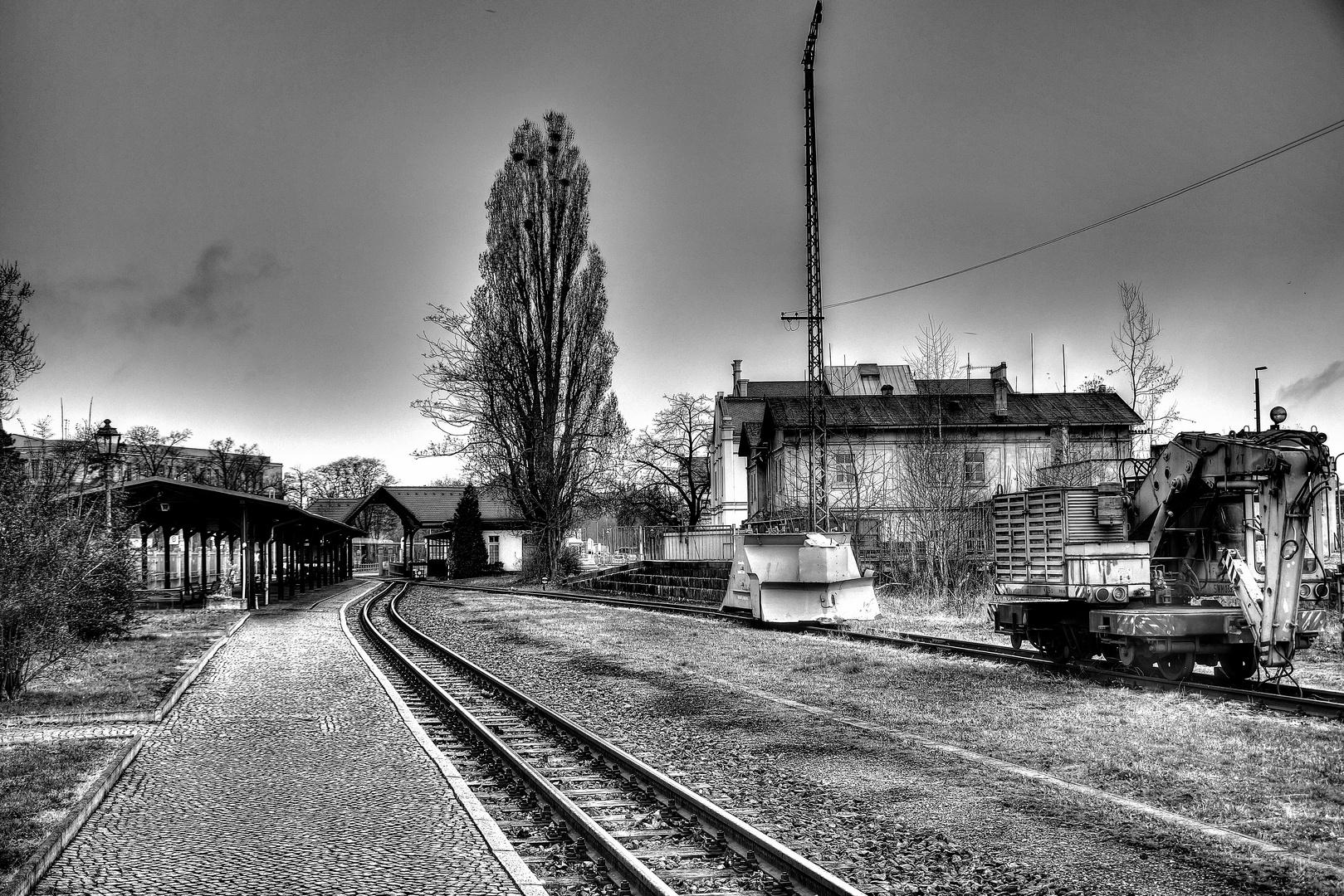 Am Zittauer Bahnhof