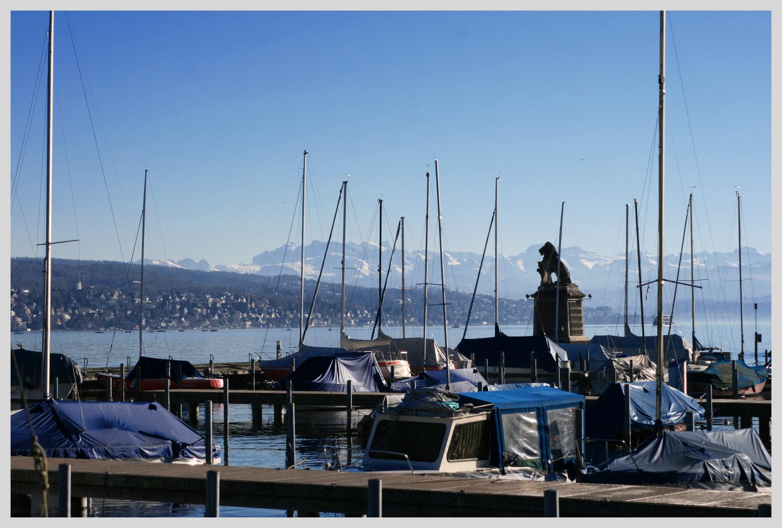 Am Zürich See