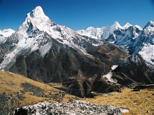 Ama Dablam - der schönste Berg der Welt