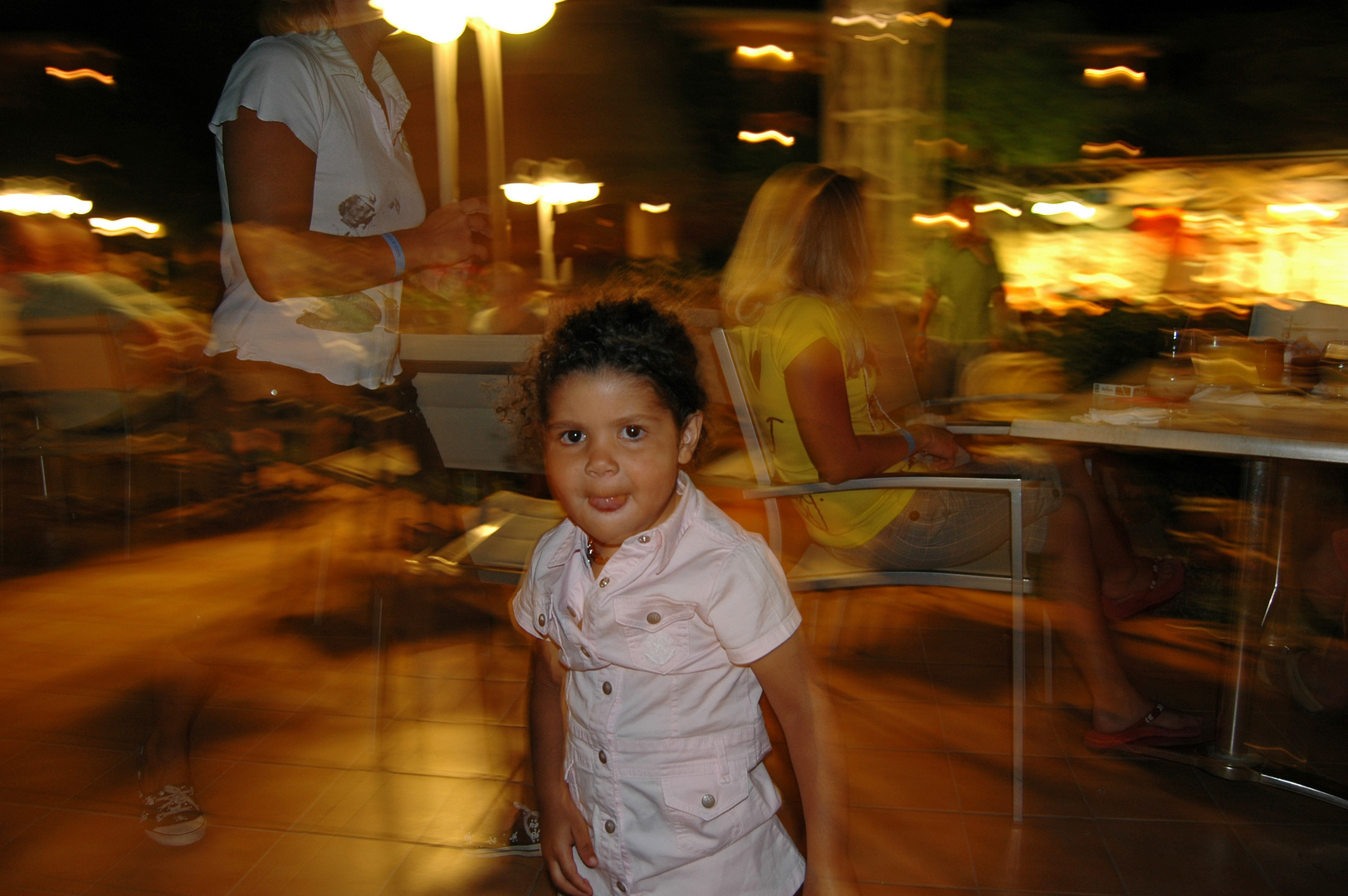 Amabel tanzt