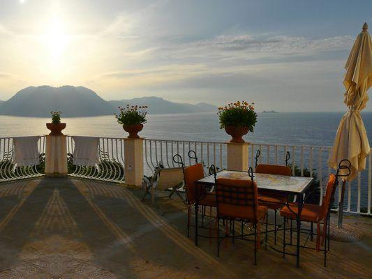 Amalfi Terrasse