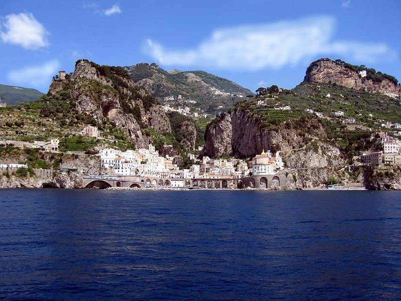 Amalfitanische Küste 2