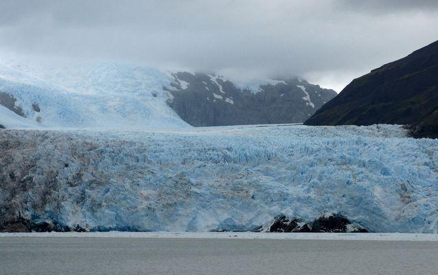 Amalia- oder Skua-Gletscher