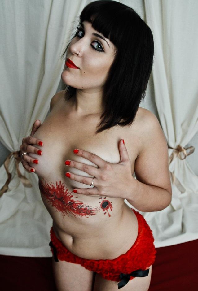 Amandine's tatoos