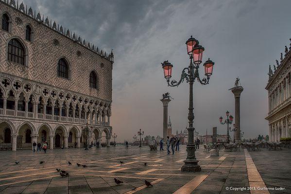 """""""Amanece en Venecia"""""""