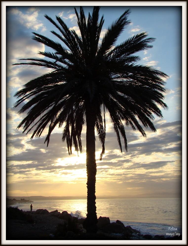 Amanecer en Almería