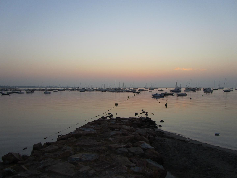Amanecer en el Mar Menor 1