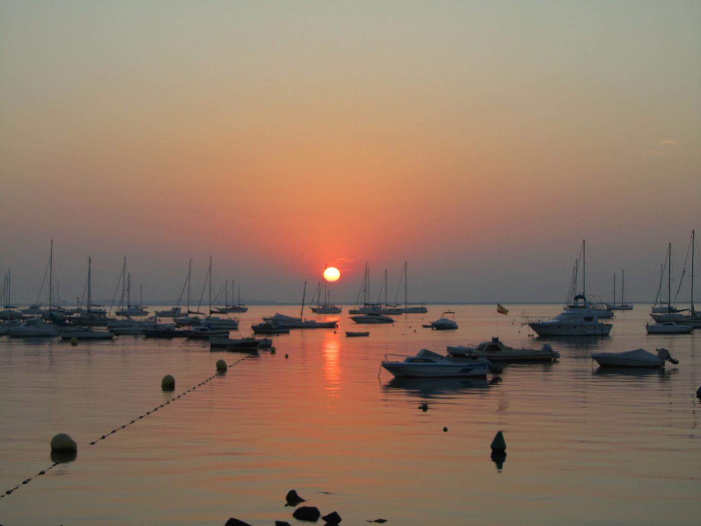 Amanecer en el Mar Menor 11