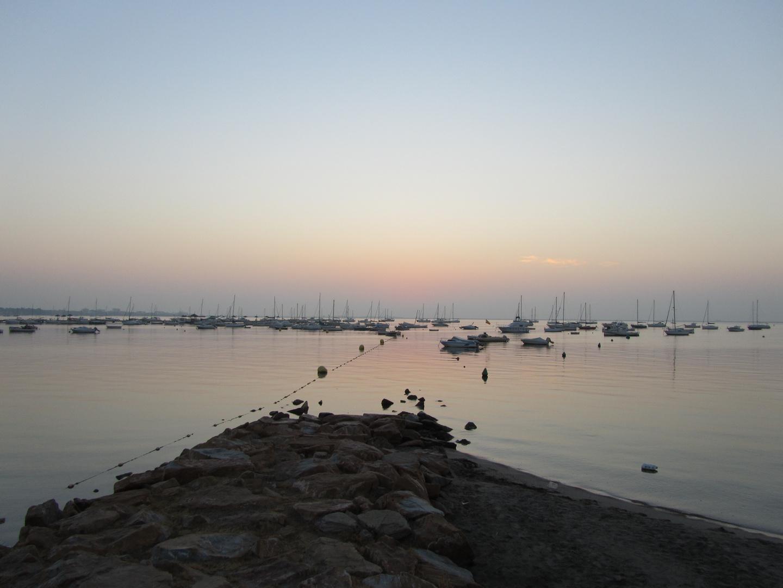 Amanecer en el Mar Menor 2